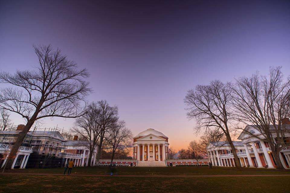 University of Virginia gallery