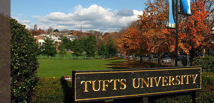 Tufts University Ranking