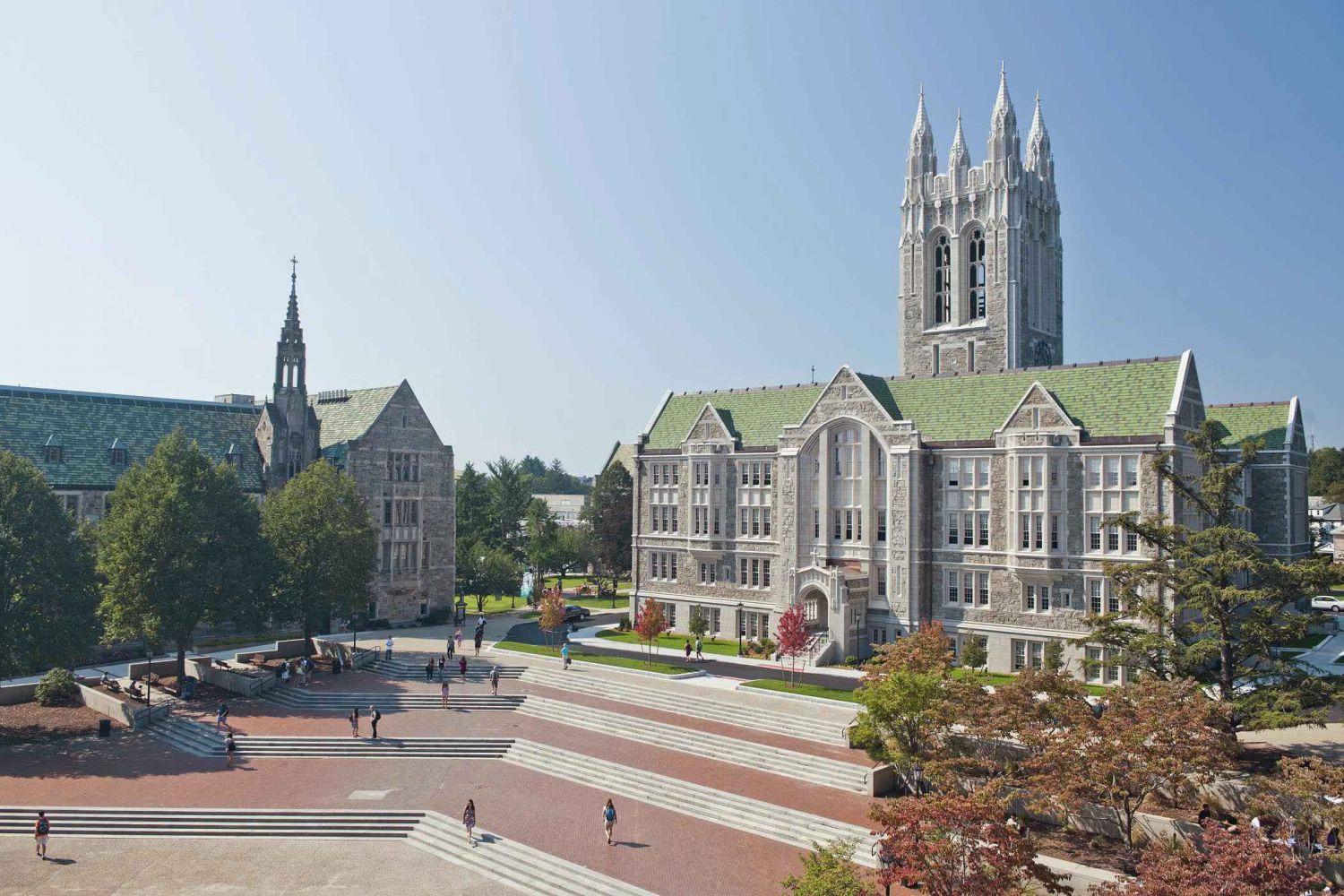 Boston College Tuition Fee
