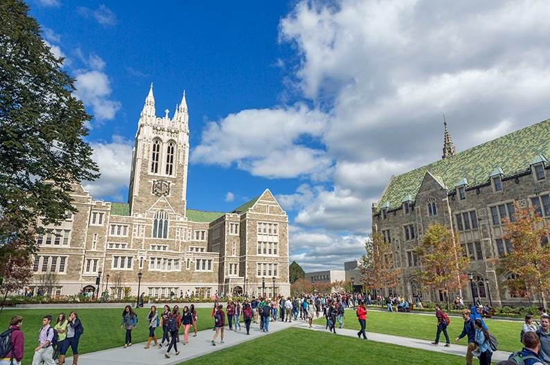 Boston College Programs