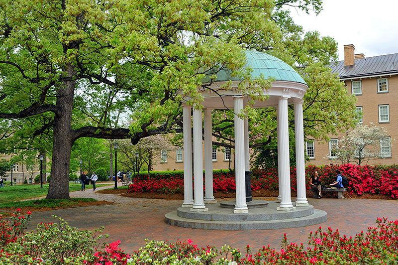 University of North Carolina Chapel Hill Programs