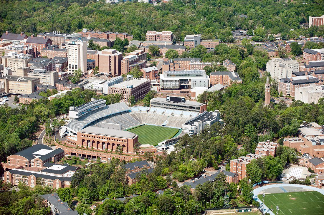 University of North Carolina Chapel Hill Ranking