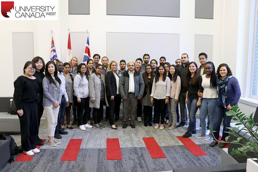 University Canada West gallery