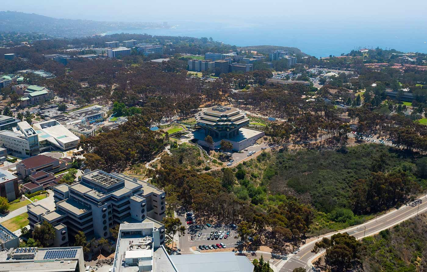 University of California San Diego Ranking