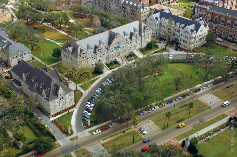 Tulane University Ranking