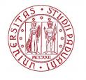 University of Padua UNIPD