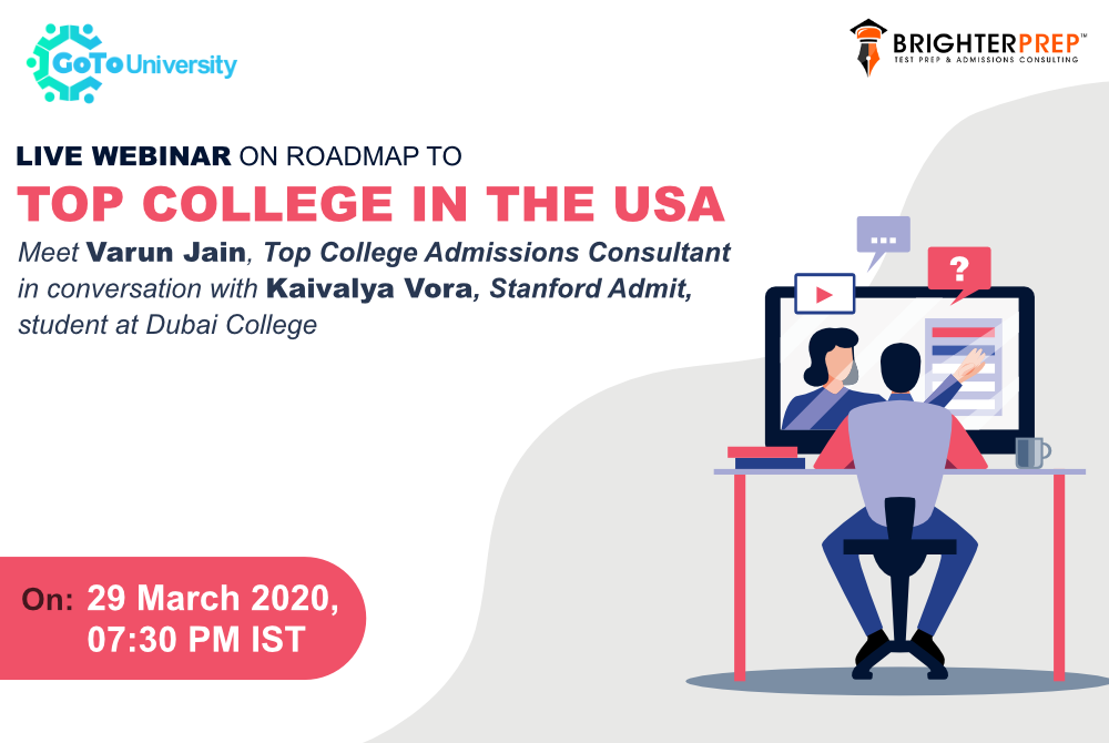 Roadmap to a Top US College for Undergraduate Degree