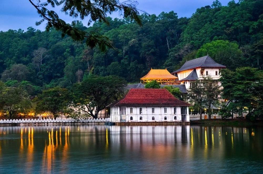 Places To Visit In Kandy