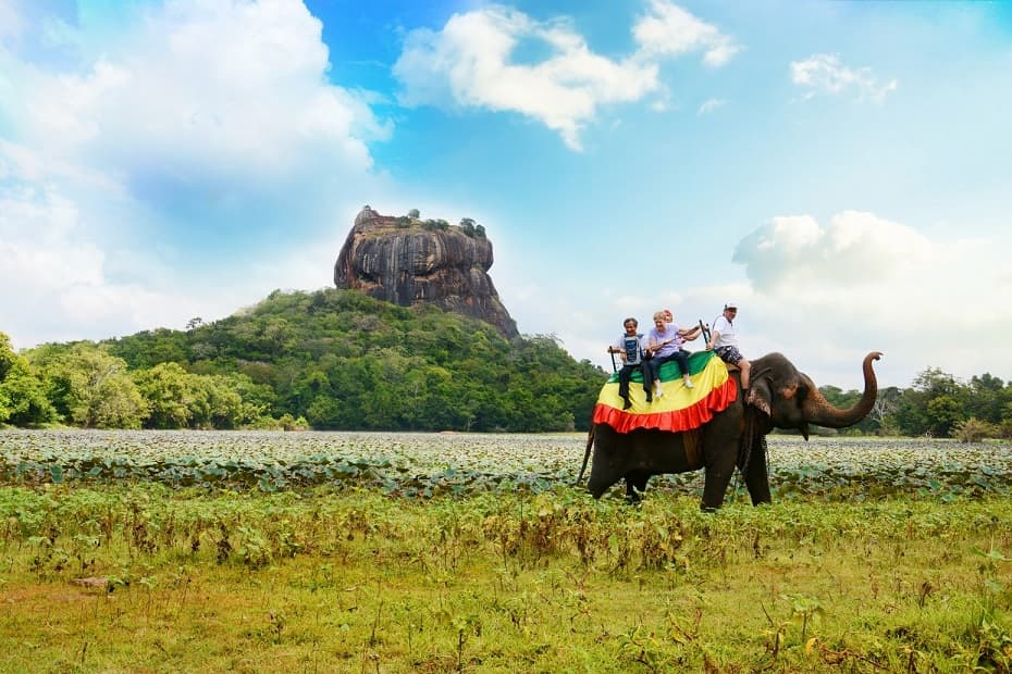Five Best Places To Visit In Sri Lanka