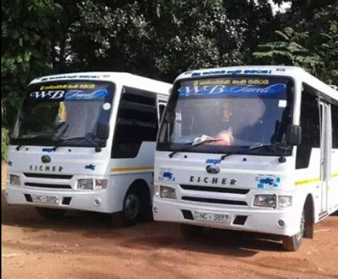 Wb Travels in colombo