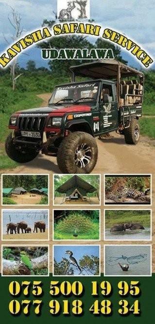 Camping With Kavisha Safari in Sewanagala