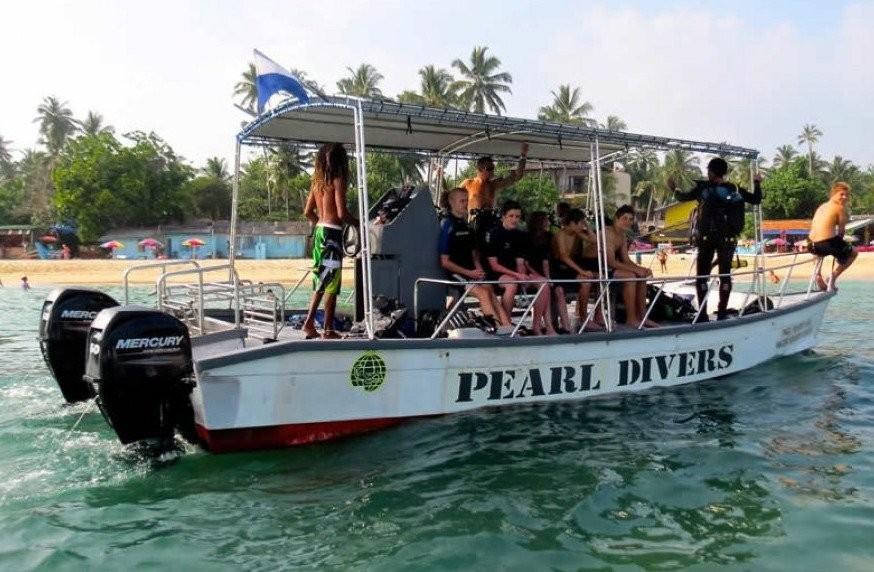 Scuba Diving-get Certified in Unawatuna