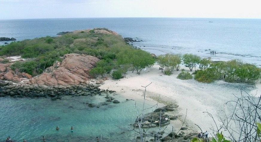Pigeon Island Tour in Nilaveli