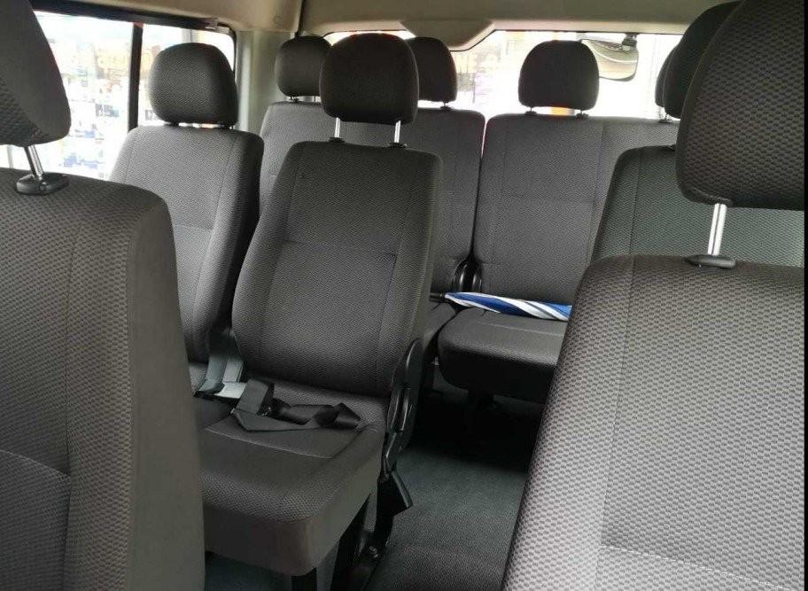 Toyota KDH for rent in Negombo Sri Lanka | GoTripsLK