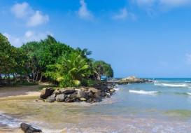 Beruwala Beach Sri Lanka