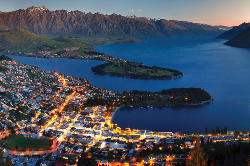 17 Nights / 18 Days 100% Pure NEW ZEALAND WITH  AMAZING AUSTRALIA