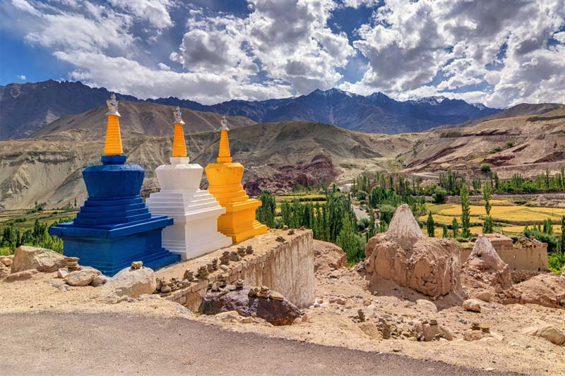 Adventure Trip to Leh
