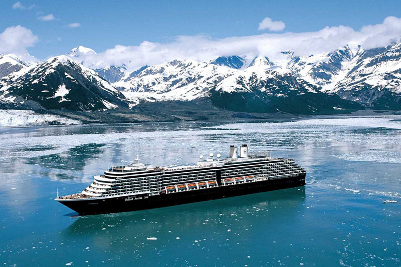 GRAND CANADA WITH ALASKA CRUISE - 19 MAY