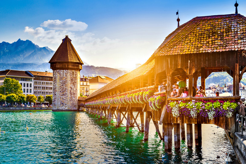 Great Mini Europe WITH 7 NIGHTS SWISS