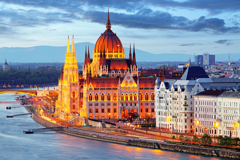 MAJESTIC CENTRAL & WESTERN EUROPE