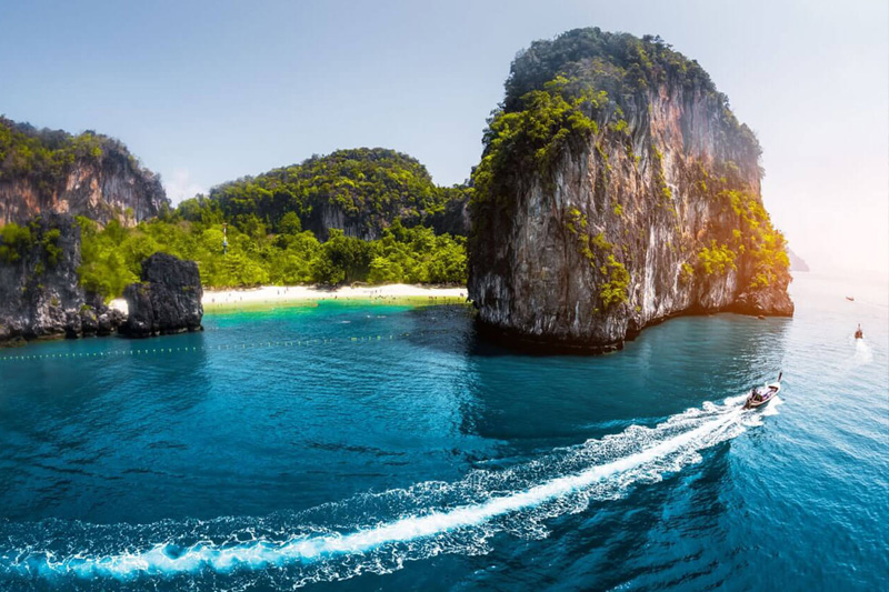 Beautiful Phuket , Krabi & BANGKOK