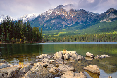 SUPER LUXURIOUS CANADIAN ROCKIES 2016