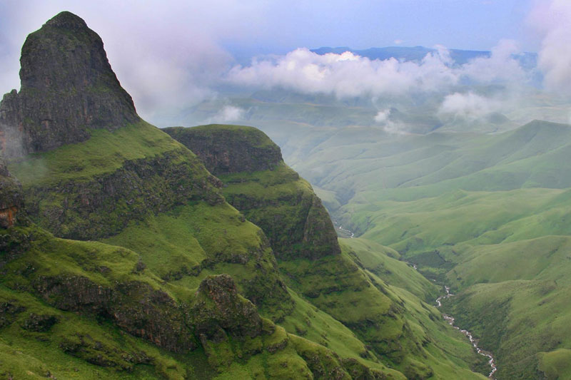 WORLD CLASS 5* SOUTH AFRICA with DRAKENSBERG