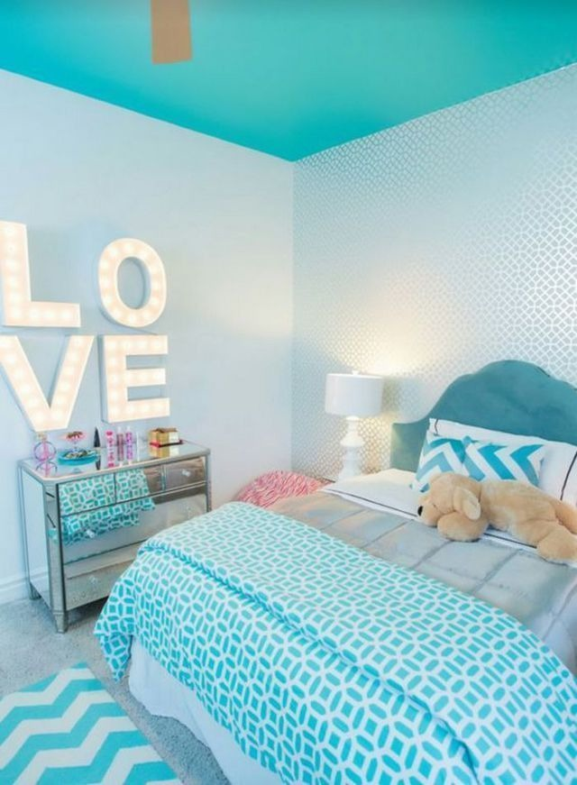 65 Cute Teenage Girl Bedroom Ideas That Will Blow Your Mind Tumblr Girls Decor Happyshappy