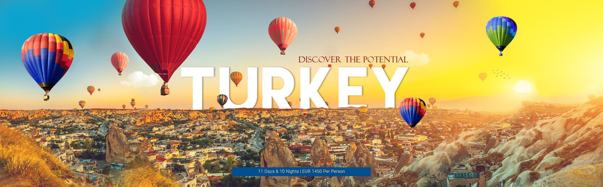 Enjoy in Turkey only with Heena Tours & Travels
