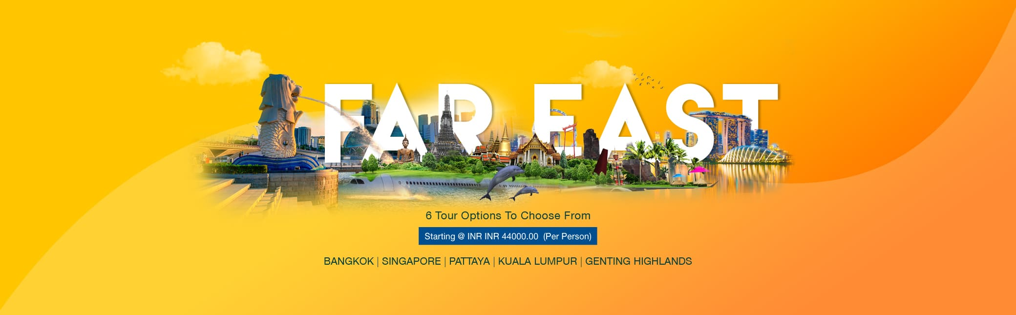 Far East Tour Packages
