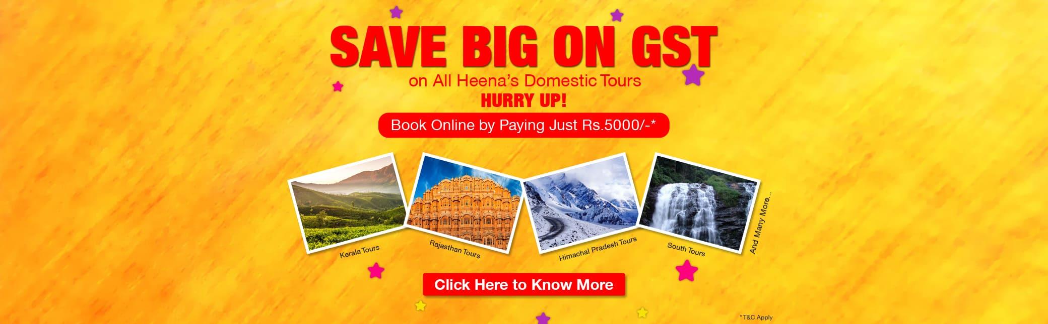 Save GST