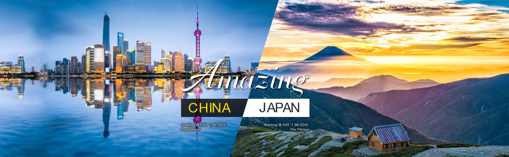 China & Japan Tours