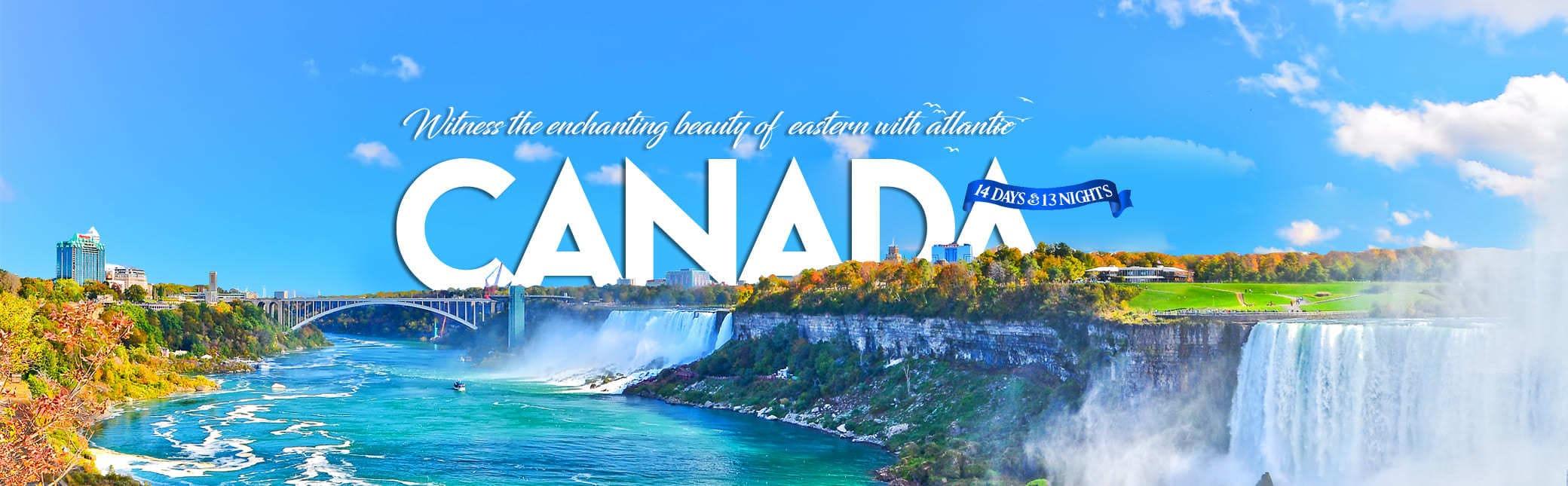 Usa & Canada Tours