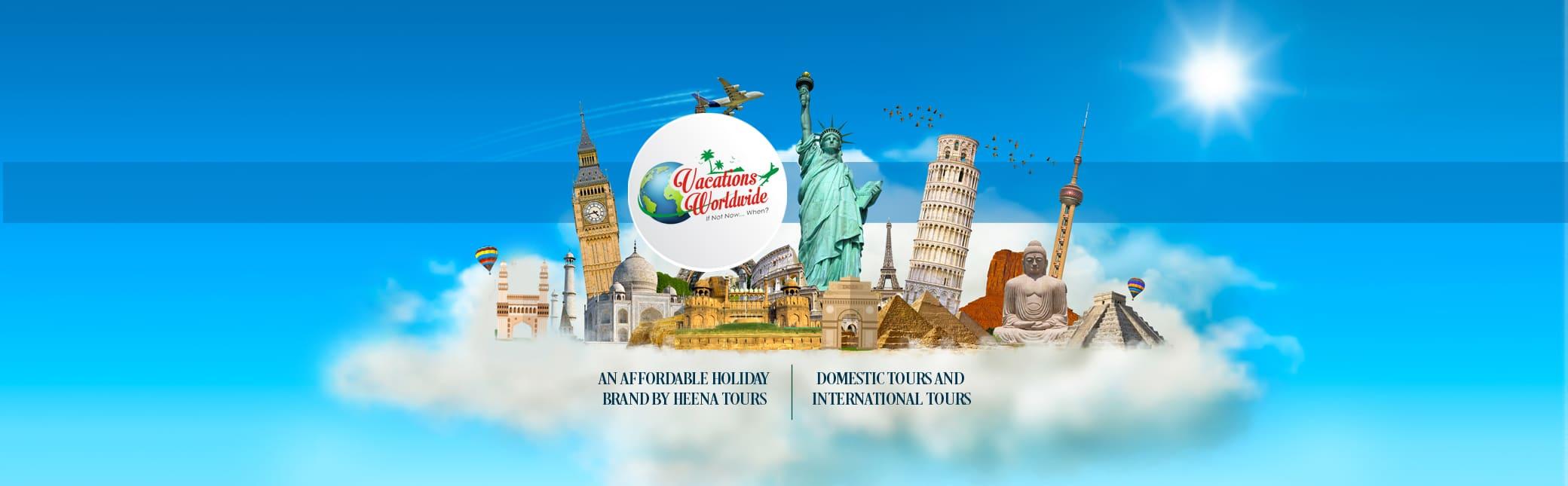 Andaman Vacation Worldwide Tours