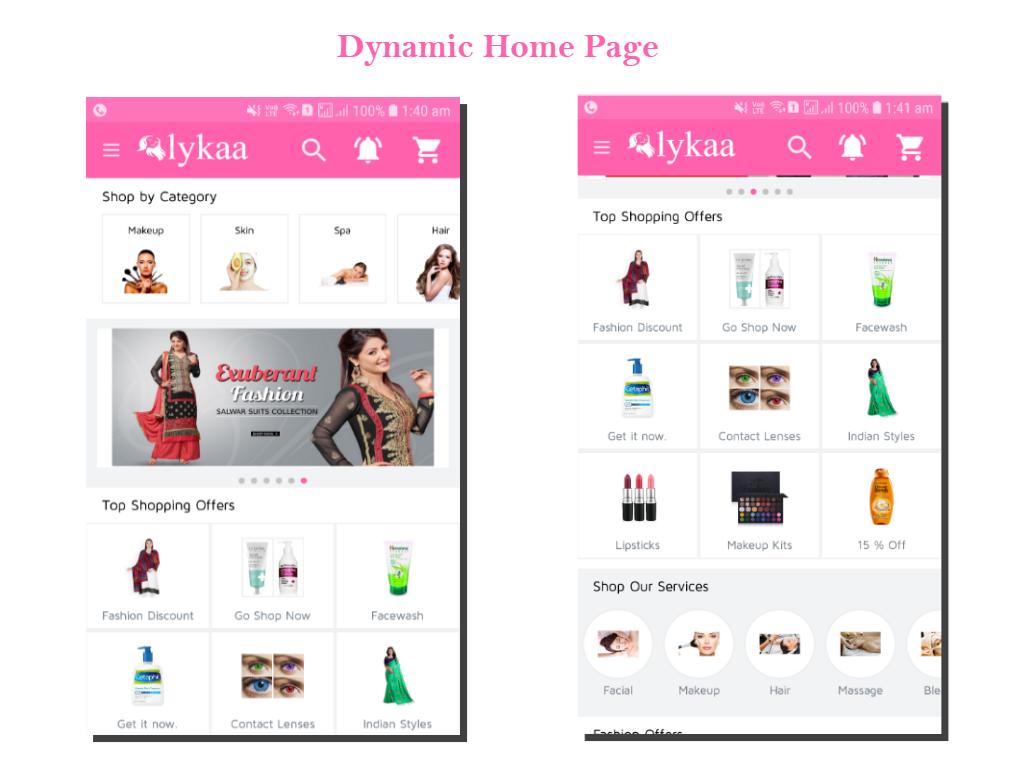 lykaa Multivendor Ecommerce & Spa Booking App - 3