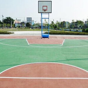 Godrej Avenues Basketball Court