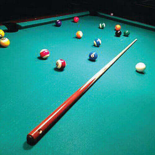 Shapoorji Pallonji Joyville Snooker or Billiards
