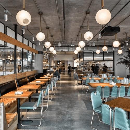 Godrej Avenues Cafeteria