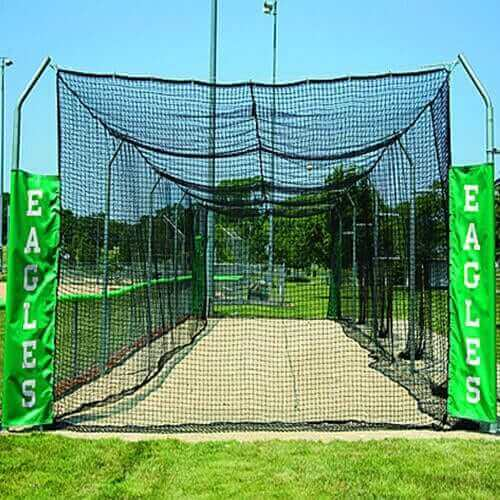 Kolte Patil Life Republic Cricket Practice Net