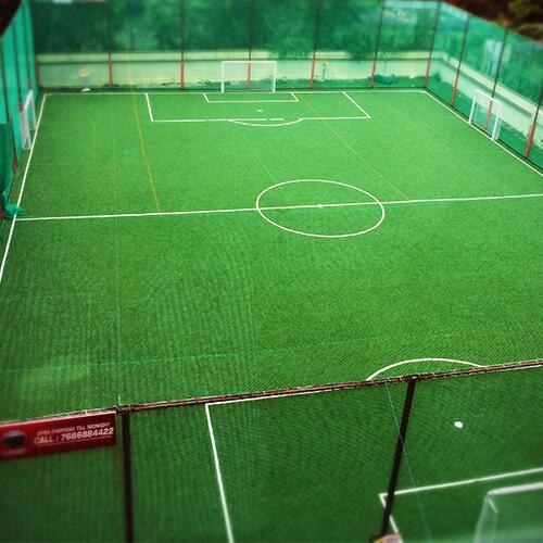 Provident Equinox Football Ground