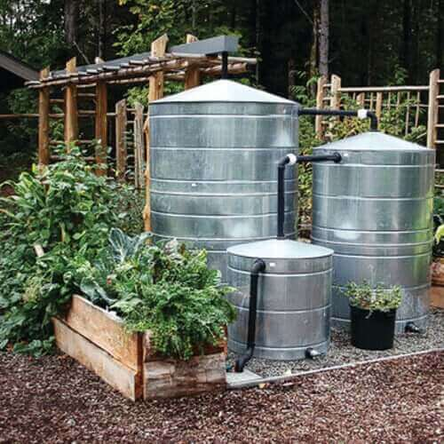 Azven Breathe Villa Rain Water Harvesting