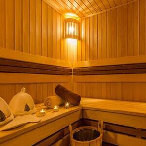 DNR Reflection Sauna