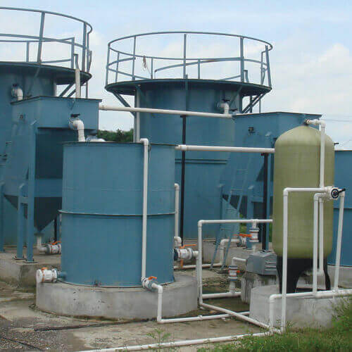 CoEvolve Northern Star Sewage Treatment Plant