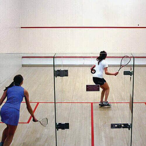 Provident Equinox Squash Court