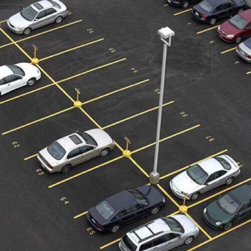 DNR Reflection Visitors Parking