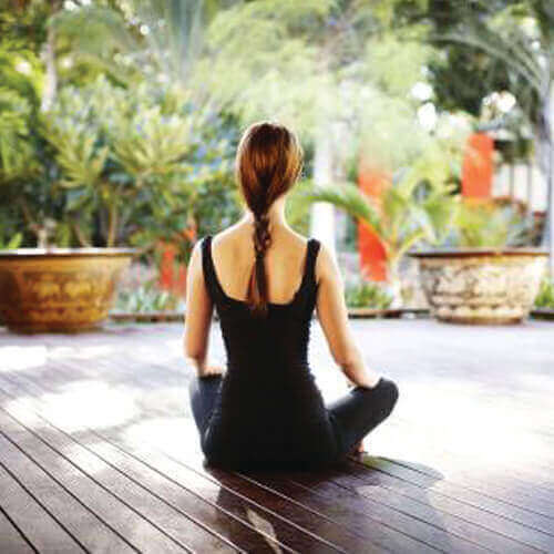 Provident Equinox Yoga Deck