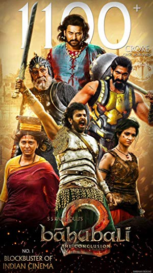 Baahubali 2: The Conclusion - Hoblist