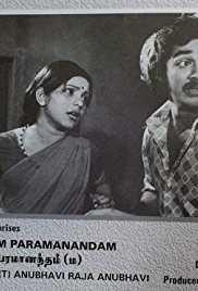 Anandam Paramanantham
