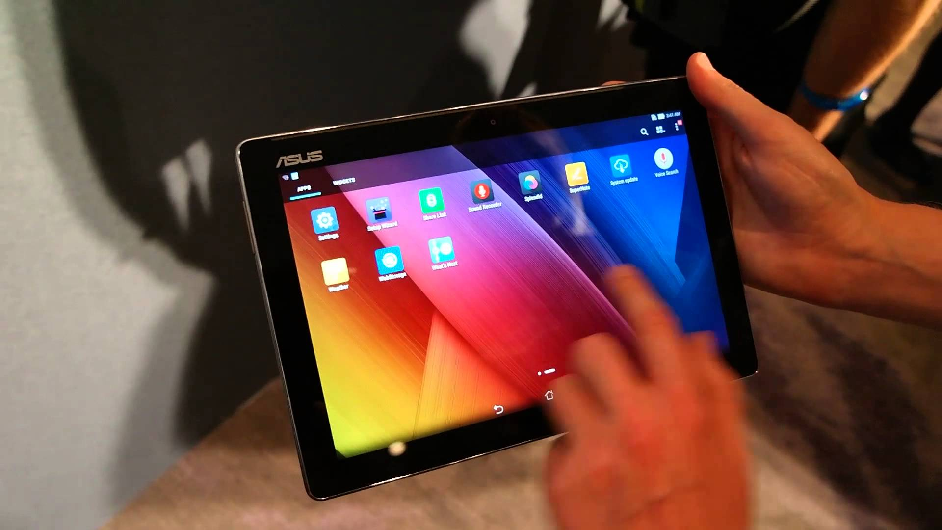 Computex Event 2017: ASUS ZenPad 10 tablet unveils with 4,650mAh battery; check features and more