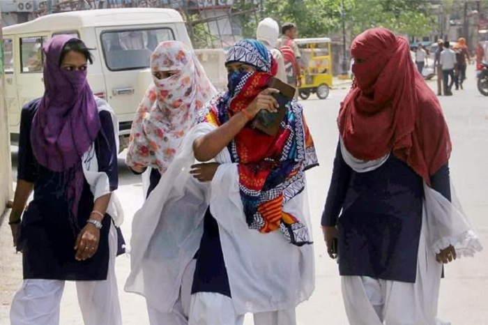 There is no respite in sight from the gruelling heat wave in Uttar Pradesh